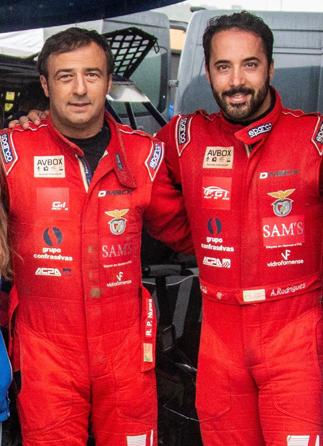 Automobilismo: André Rodrigues/Ricardo Porto Nunes