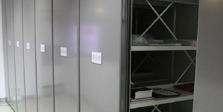 sala de arquivo
