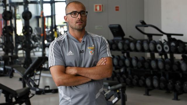 Treino Coletivo UEFA Youth League
