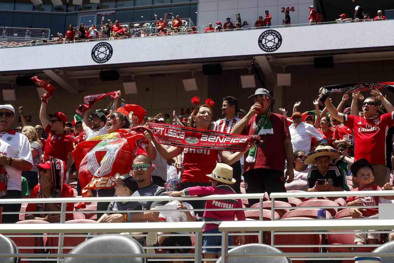 Benfica vs Chivas