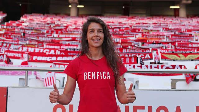 Carole Costa Benfica Futebol Feminino