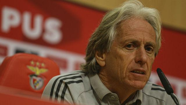 Jorge Jesus Antevisão Benfica-Moreirense Liga NOS