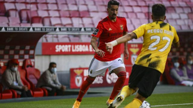Benfica Moreirense 2.ª jornada Liga NOS Futebol