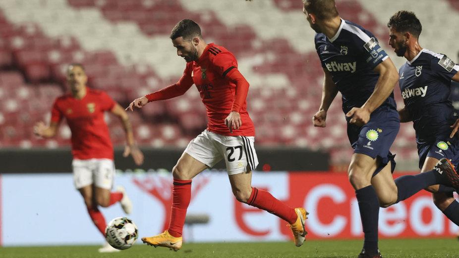 Benfica-Belenenses SAD Taça de Portugal