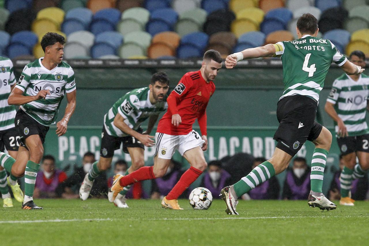 Sporting-Benfica Liga NOS