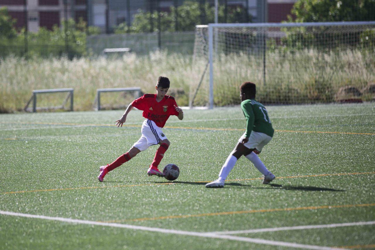 Futebol Iniciação, Benfica