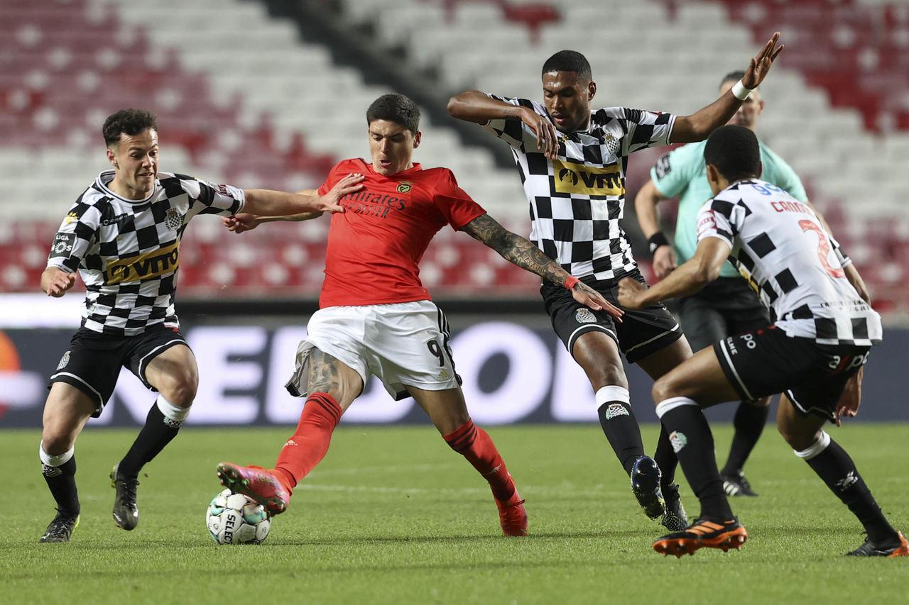 Benfica-Boavista Liga NOS