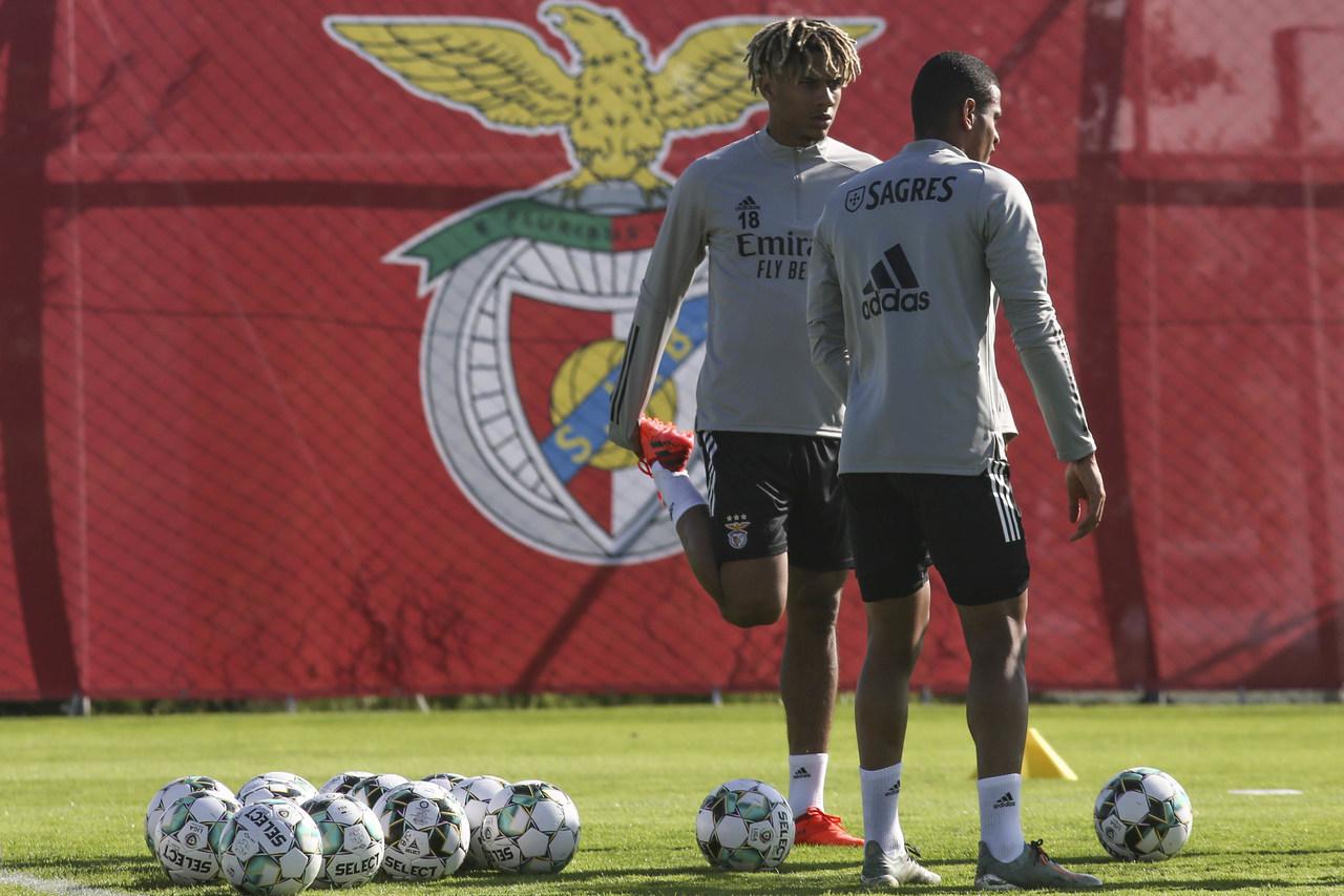 Todibo Benfica