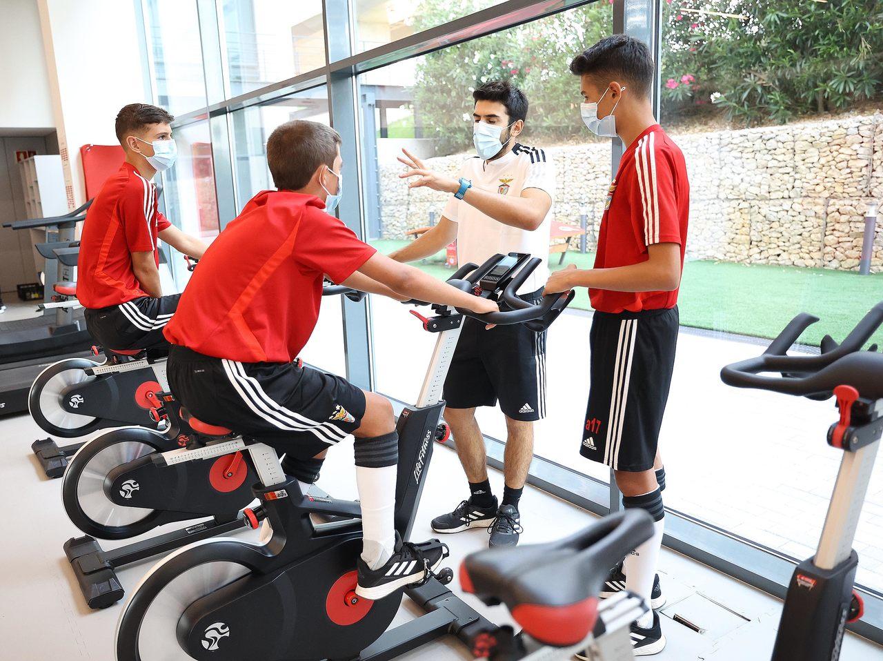 Futebol Iniciados do Benfica
