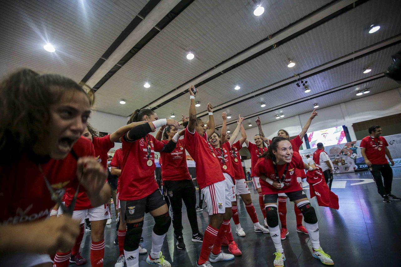 Futsal Feminino Benfica