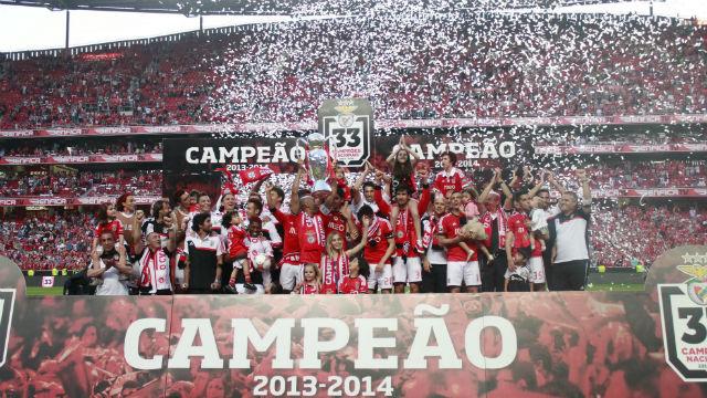 Campeão Nacional 2013/2014