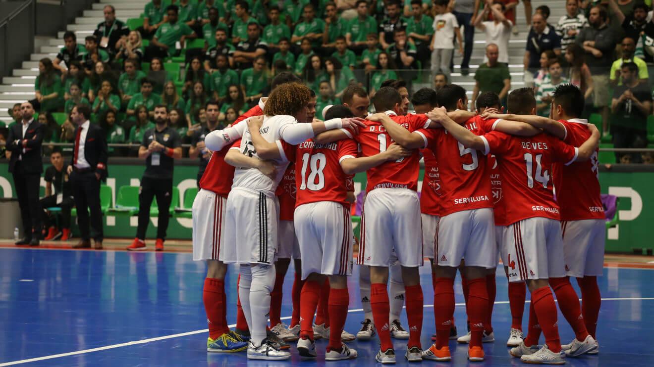 CRÓNICA. Sporting CP-SL Benfica Futsal - SL Benfica 28b6e5c08b57d
