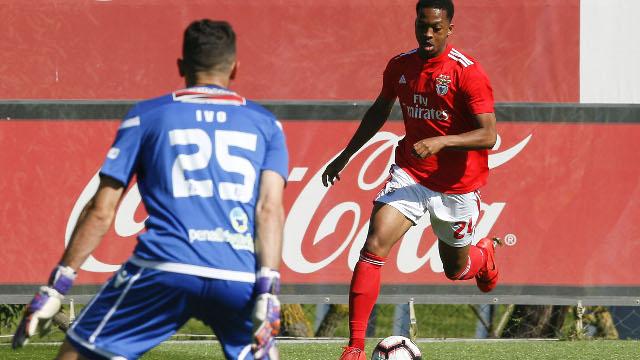 Benfica B-Penafiel
