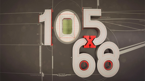 105 x 68
