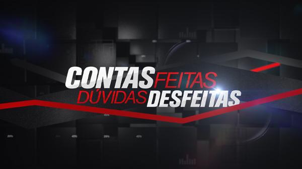 CONTAS FEITAS, DÚVIDAS DESFEITAS
