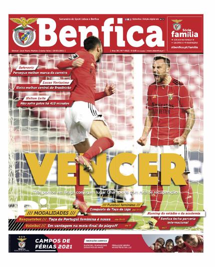 Jornal O Benfica