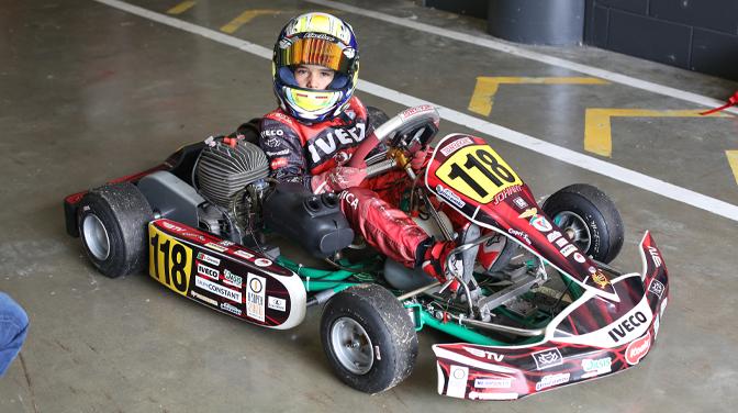 Apoios Institucionais: Karting