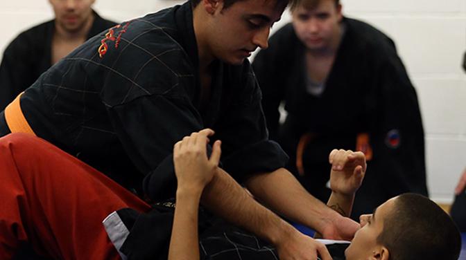 Martial Arts: Hapkido