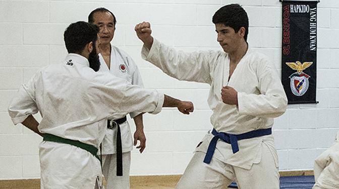 Martial Arts: Karaté
