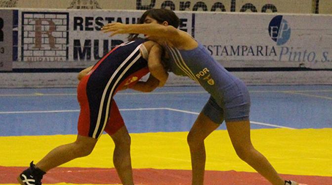 Desportos de Combate: Lutas Olímpicas