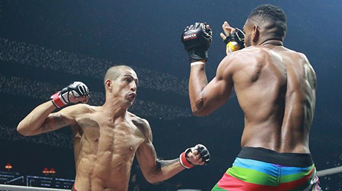 Desportos de Combate: MMA