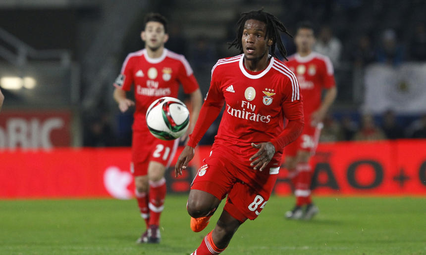 Renato Sanches, currently at Bayern Munich