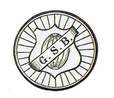 Emblema do Grupo Sport Benfica fundado em 1906